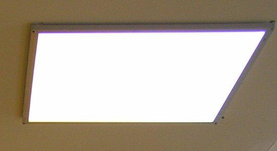 El panel o pantalla LED viene a sustituir a las antiguas pantallas de tubo fluorescente